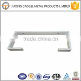 custom metal stamping part aluminum frame for bed sheet metal ningbo
