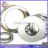 30x47x11 mm Single Direction Thrust Ball Bearing 51106 Bearings For Sliding Doors 51106 Bearing