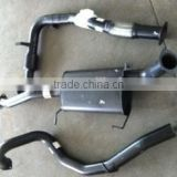 stainless steel zd30 exhaust systerm for nissan patrol ZD30