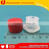 24mm plasric screw cap use for industial oil tin can