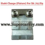 Factory Price VW HU66 Clamp for Automatic X6 /V8 key cutting machine