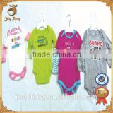 100% cotton Baby Clothing Baby Pyjama Closeout