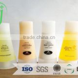 manufacturer best shampoo and conditioner /manufacturer low price costomized design plastic luxury shampoo bottle