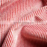 factory supply super soft 100% polyester tricot warp knitted fabric