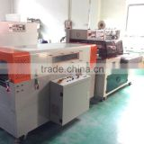 Automatic L bar carton heat shrink packing machine
