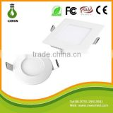 23-24LM/PCS LED 3w led panel light wall recessed decorative led drop ceiling light panels