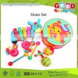 2015 Lovely Safe Music Toys,Good Hot Selling Baby Toys Sets, Musical Instrument Sets