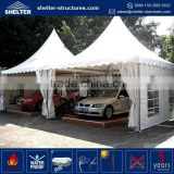 Cheapest price waterproof, flame redartant, UV-resistant fastup garage tent car prefab houses