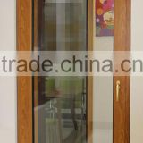 Balcony or corridor casement door glass panel & mosquito net integrated                                                                         Quality Choice