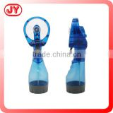 Whosesale china handheld promotion items mini fans water jet spray whosesale china promotion items hot flashes plastic and EN71