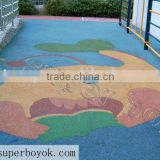 Professional Colorful EPDM Tile