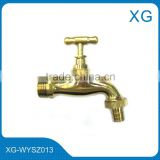 Hot sale all brass water faucet/garden water bibcock/Water faucet tap for kitchen/Brass outdoor water faucet/Basin water tap