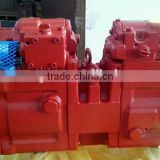 Hyundai Genuine parts, R200W-7 hydraulic main pump, 31N6-15010 R170W-7 hydraulic main pump, 31N5-15011