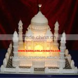 Beautiful Handcrafted Marble Taj Mahal Souvenir Gift