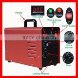 Portable ozone sterilizer machine for hotel and home odor removal