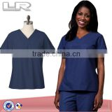 Nurse Top Medical Uniforms Scrub for Women                                                                         Quality Choice