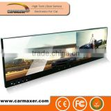 OEM HD GPS with Touch buttons rear view mirror with camera