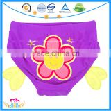 Carton Lovely Baby Swim Diapers Nappy High Quality Soft Infant Cloth Swim Diapers