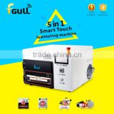 New efficient oca vacuum laminating and bubble remove all in one machine for iphone sumsung lcd repair