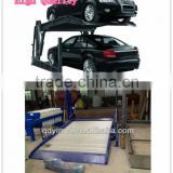 simple hoisting tilting type Car Parking System