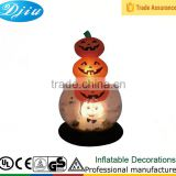 DJ-201 2015 hot commerical party inflatable Halloween pumpkin led lamp decoration                                                                         Quality Choice