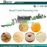 Jinan Darin bread crumb snack food extruder machine,unique design,5-stars service ,perfect products