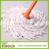 Household hot sell products cotton cleaning floor cotton mop