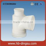 UPVC fittings bottle tee/bottle reducing tee
