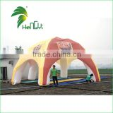 Guangzhou Manufacturer Giant Igloo Customed Tent Inflatable Dome Tent For Outdoor Activities / Party