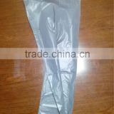 high quality HDPE garbage bags on roll without paper core