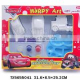 Wholesale price Kids Educational Toys DIY Painting colorful car