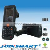 fingerprinter handheld device mobile phone pda for logisitic with 3G wifi ,Bluetooth,GPRS,Camera,rfid,1D,2D