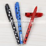 promotional stationery high quality erasable gel ink refill pen for students or office use TC-9008