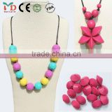 2014 Newest silicone beads wholesale, food grade silicone teething beads bulk, silicone beads and jewelry making