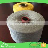 oeko-tex certification hammock yarn competitive offer recycled 2 ply cotton yarn for knitting bed sheet