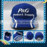 Heavy brushed cotton twill baseball cap Newest fitted hot sale Baseball Cap with 3D embroidery