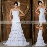 2012 Factory Made really sample Chiffon & beaded evening dress XYY04-133