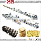Automatic Oreo biscuit machine made in China