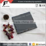 China natural balck stone slate cheese board wholesale for restaurant,hotel...