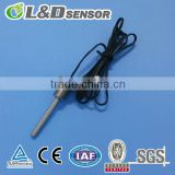 2013 Excellent PT1000 Temperature Sensor With Brass Probe