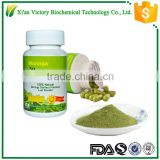 factory supply moringa capsule leaf powder