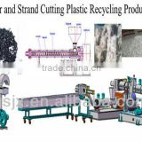 HDPE LDPE LLDPE Film Recycling Granulating line