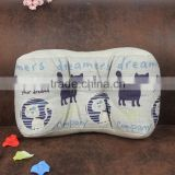 2015 new office pillow Cartoon cat waist cushion cover thicken Cotton and linen waist cushion