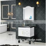 HM-070(ABS)Wholesale Country Style Classic ABS Bathroom Cabinet With Mirror