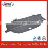 canvas 2013-2014 FOR Toyota RAV4 RAV-4 cargo area retractable cover automobile accessories