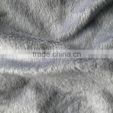 2mm solid minky plush velboa fabric