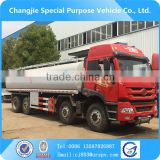High performance FAW 8x4 30000 liters fuel transportation tanker truck,fuel tanker truck,oil transport truck
