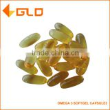 High Quality regulation of blood system Omega 3 Fish Oil Softgel Capsule