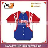 Stan Caleb Custom dye sublimation authentic baseball jerseys cheap wholesale plain baseball jerseys