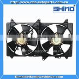 auto spare parts engine parts electrical system Radiator fan for chery Easter (OEM:B11-1308010)